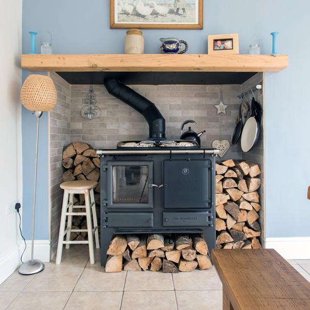 Hall Drine Kitchen